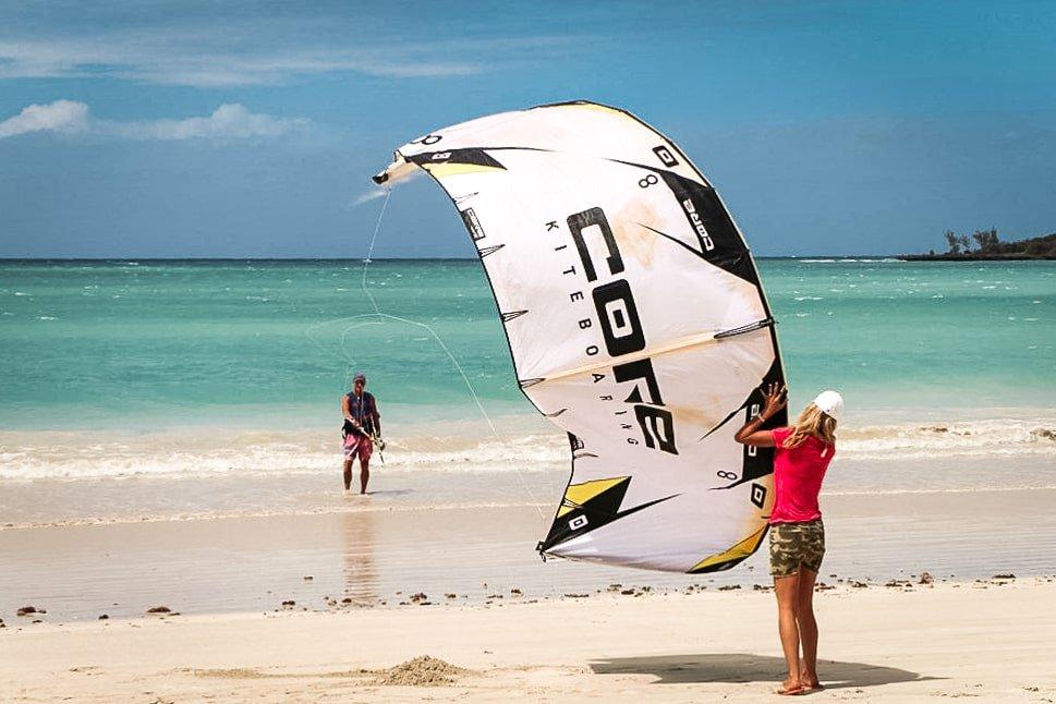 Kitesurfing holidays Madagascar