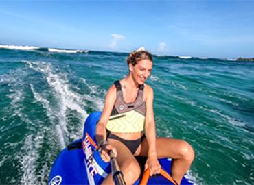 Banana Water Ride