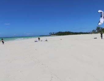 Kite Surfing Madagascar