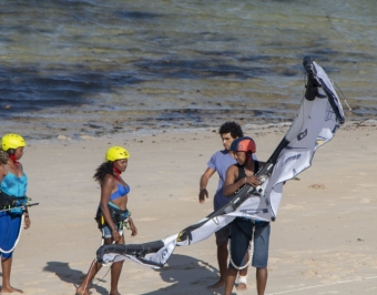 Kite-lessons