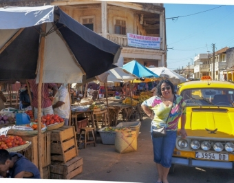 Local market Diego suarez